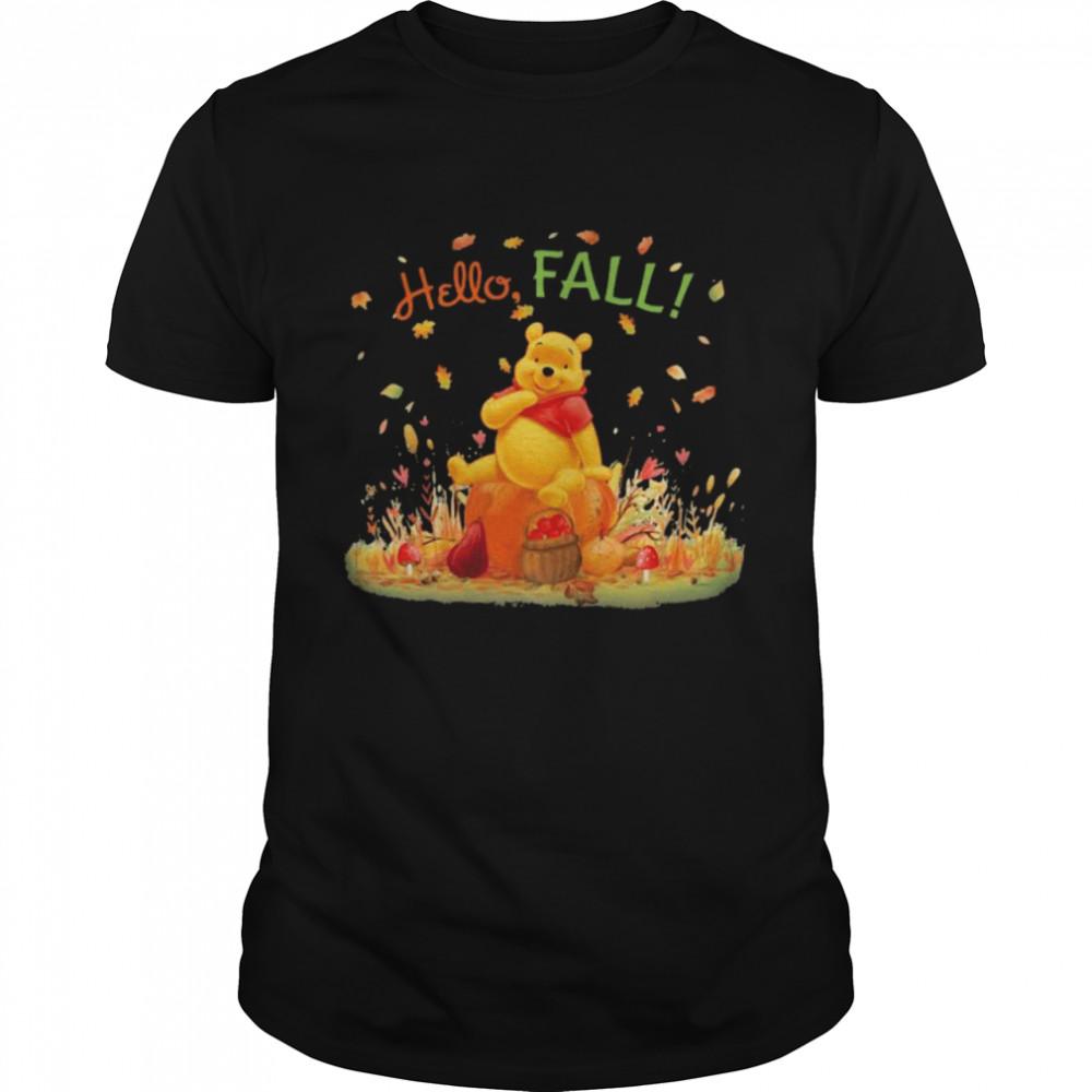 Hello Fall Pool Shirt