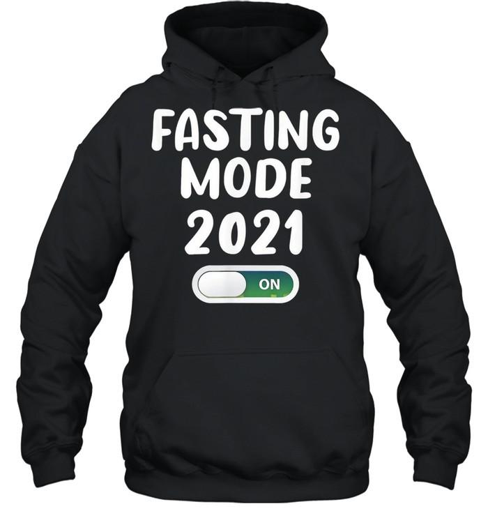 Ramadan fasting mode fasting muslim ramadan 2021 shirt Unisex Hoodie