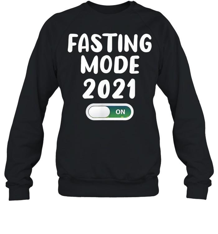 Ramadan fasting mode fasting muslim ramadan 2021 shirt Unisex Sweatshirt