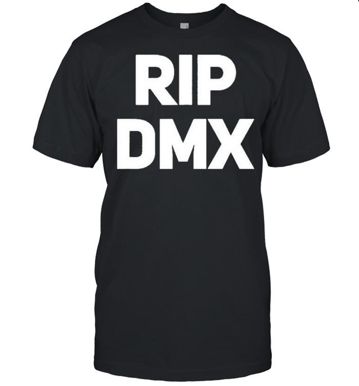 Rip dmx shirt