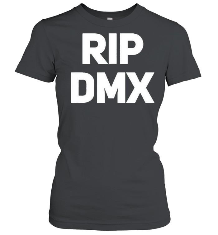 Rip dmx shirt Classic Women's T-shirt