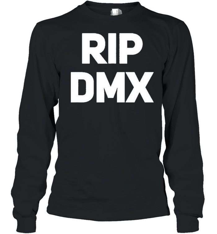 Rip dmx shirt Long Sleeved T-shirt