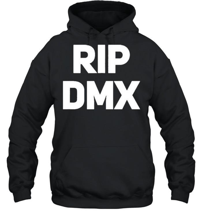 Rip dmx shirt Unisex Hoodie