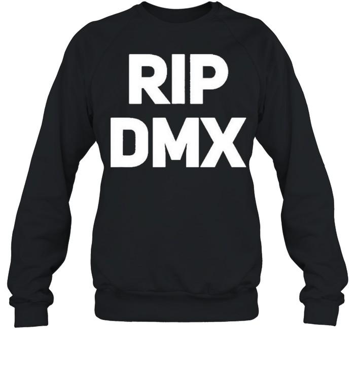 Rip dmx shirt Unisex Sweatshirt