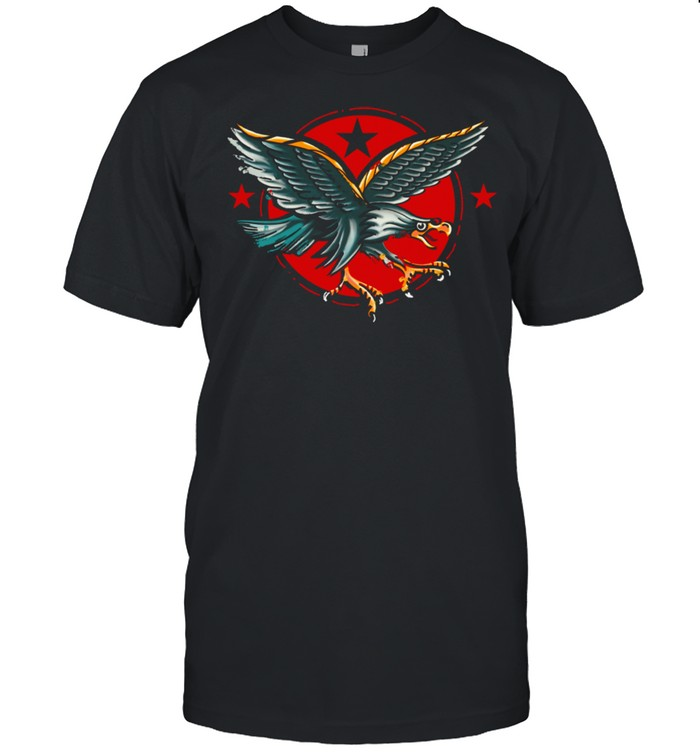 AMERICAN EAGLE TRADITIONAL BIRD OF THE UNITED STATES Shirt