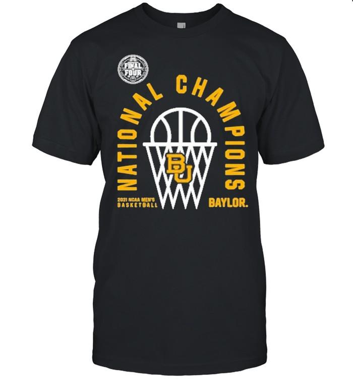 Baylor Bears 2021 national champions shirt