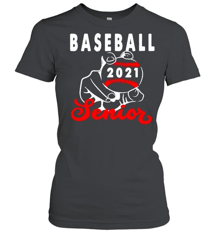 Baseball senior 2021 shirt Classic Women's T-shirt