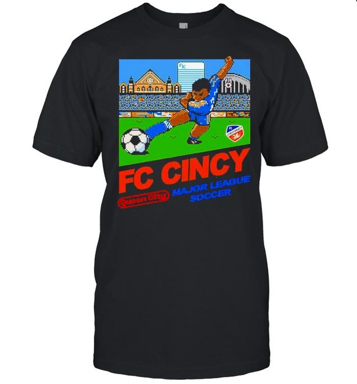FC Cincy major league soccer shirt Classic Men's T-shirt