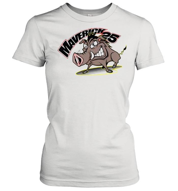 Maverick Vinales Pumbaa Speed Sports  Classic Women's T-shirt