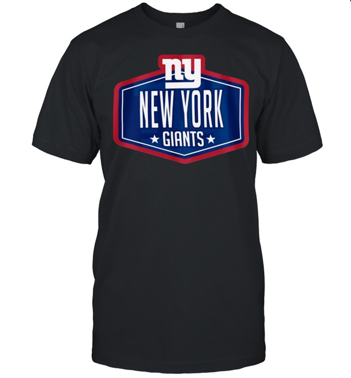 New york giants new era 2021 nfl draft hook shirt