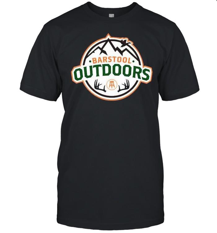 Barstool Outdoors Wilderness Ii Pocket shirt Classic Men's T-shirt