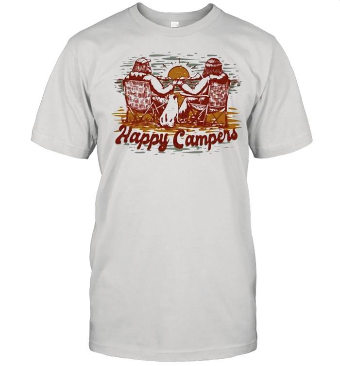 Happy Camper Sun Shirt
