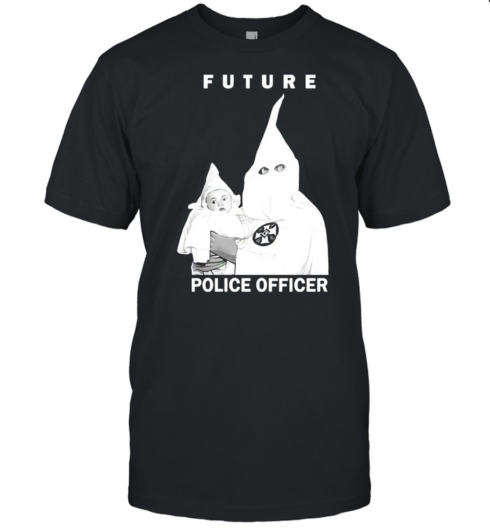 Biggie Future Police Officer Shirt