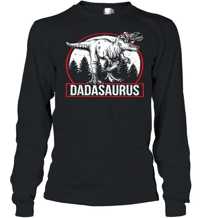 Dadasaurus 2021 shirt Long Sleeved T-shirt