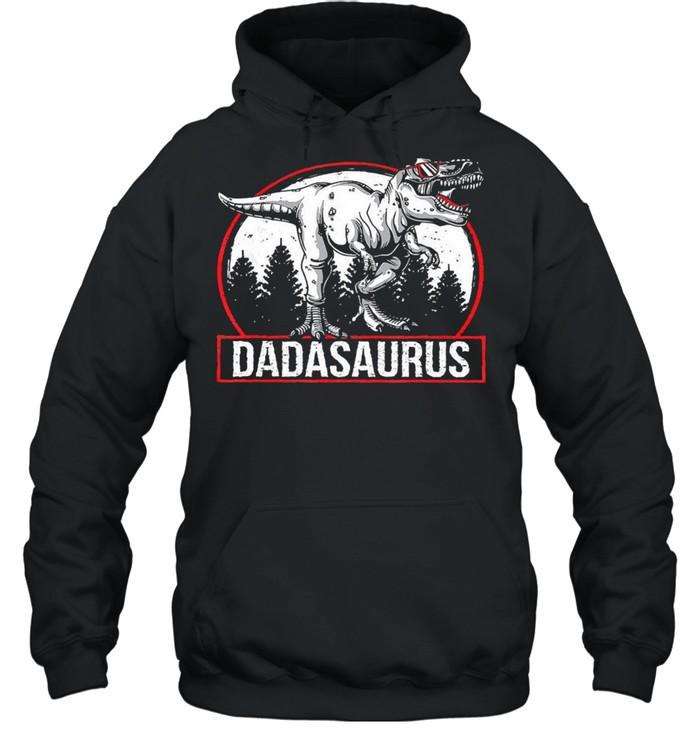 Dadasaurus 2021 shirt Unisex Hoodie