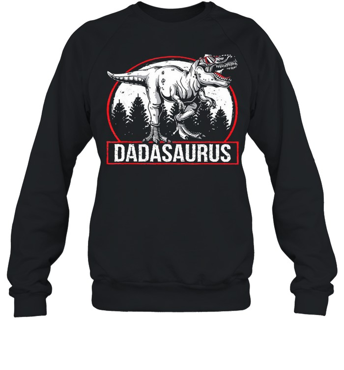 Dadasaurus 2021 shirt Unisex Sweatshirt