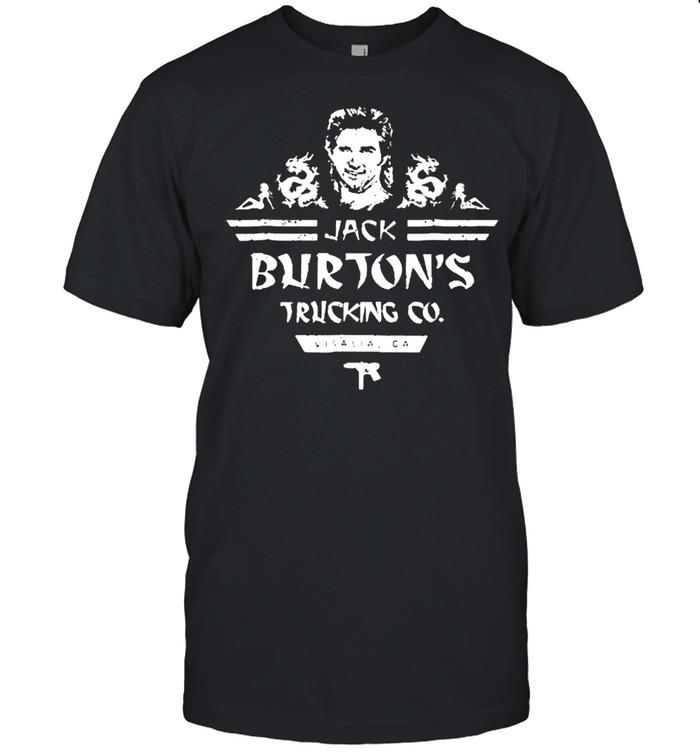 Jack Burton's Trucking Co  Classic Men's T-shirt