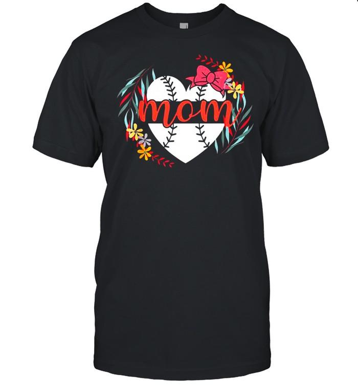 Mom Baseball Shirts For Women Baller Mother's Day shirt