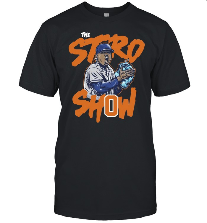 The Stro Show NY Marcus Stroman shirt