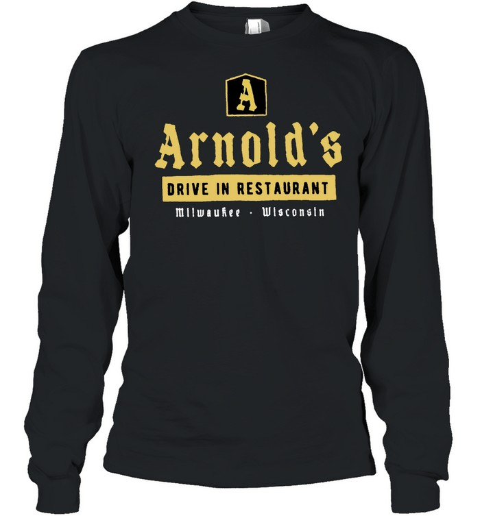 Arnold's Drive In Restaurant Milwaukee Wisconsin  Long Sleeved T-shirt