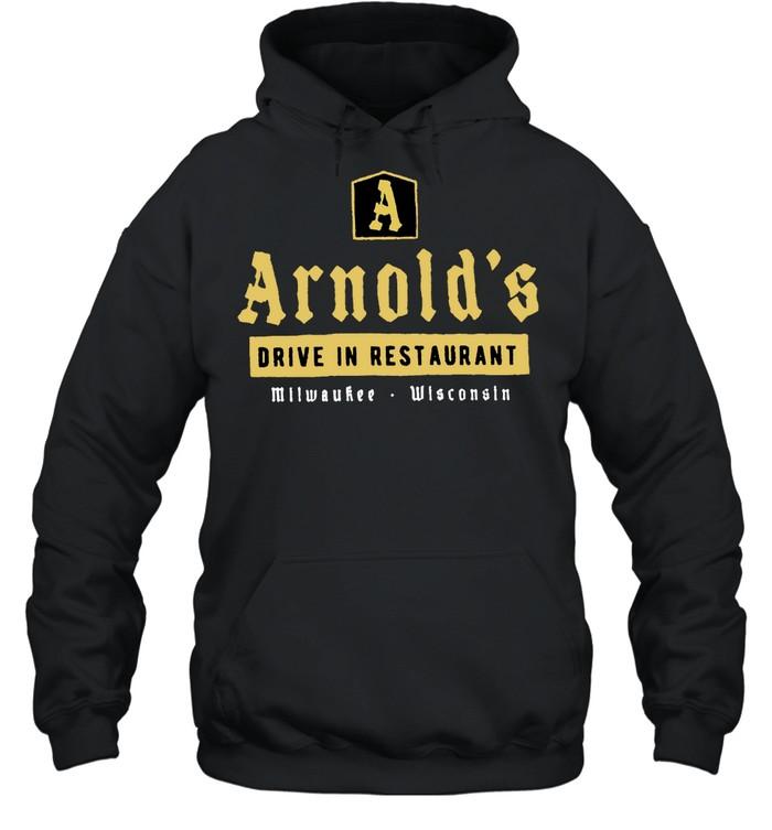 Arnold's Drive In Restaurant Milwaukee Wisconsin  Unisex Hoodie