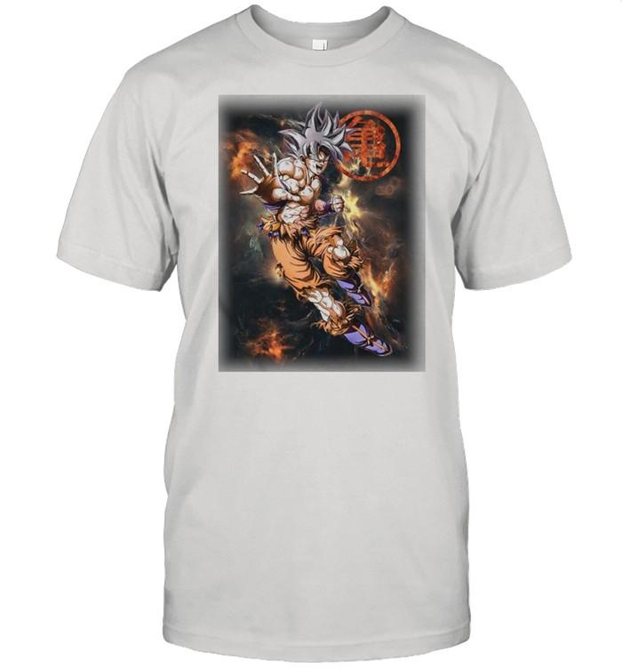 Dragon Ball Z Son Goku shirt