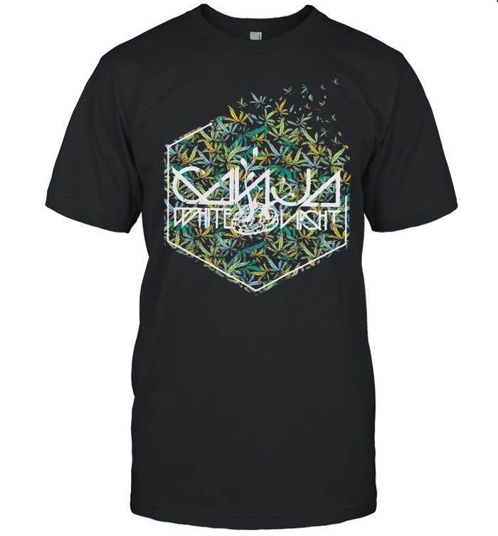 ganja white night shop T-shirt