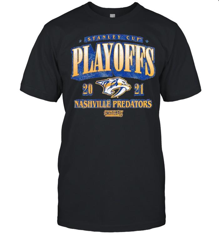 Nashville Predators 2021 Stanley Cup Playoffs shirt