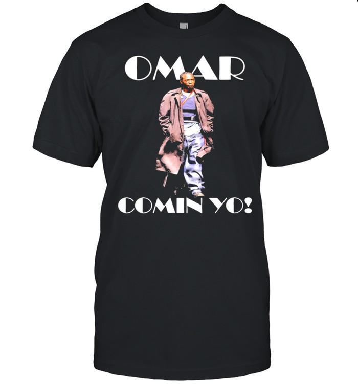 Omar comin yo shirt Classic Men's T-shirt
