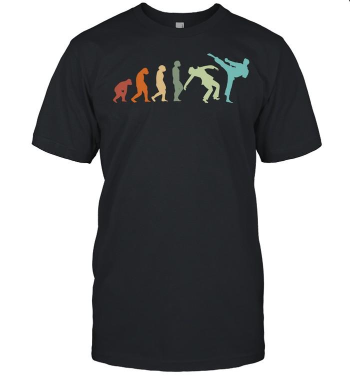 Taekwondo Judo Judoka JuJutsu Karate KungFu Taekwondo shirt Classic Men's T-shirt