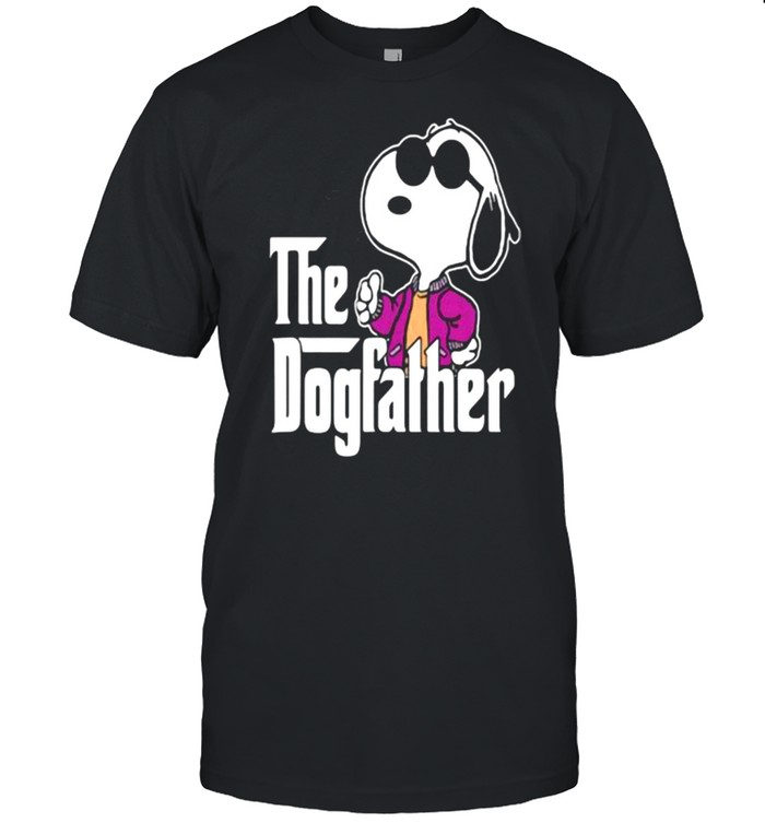 The Dogfather Snoopy Shirt