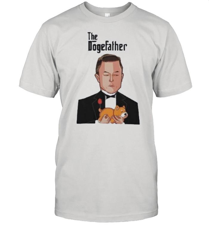 Dogecoin elon the dogefather shirt