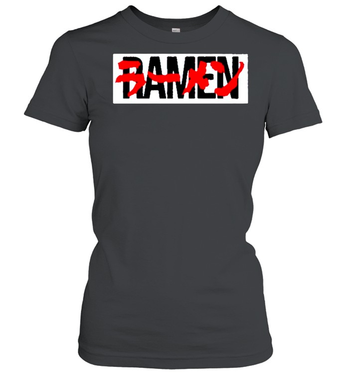 Akira Ramen shirt Classic Women's T-shirt