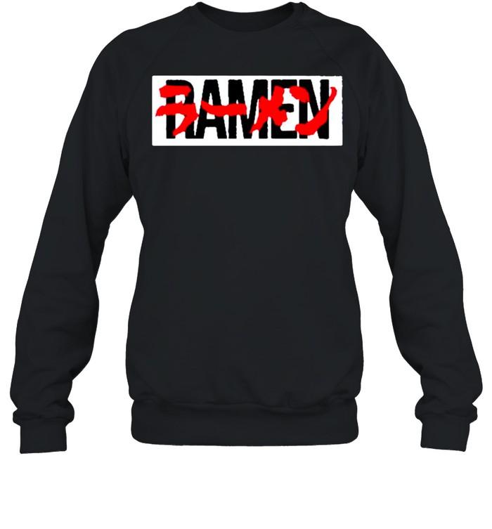 Akira Ramen shirt Unisex Sweatshirt