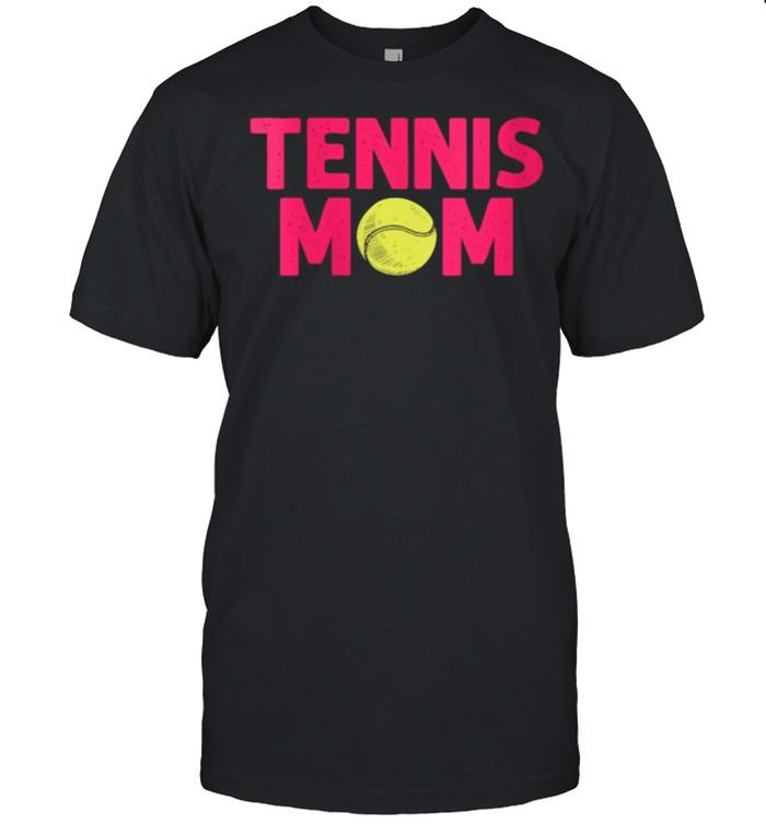 Mom Tennis shirt