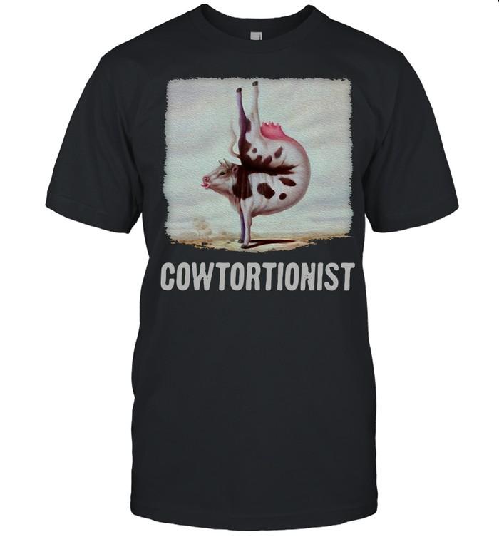 Cute Cowtorinist Shirt