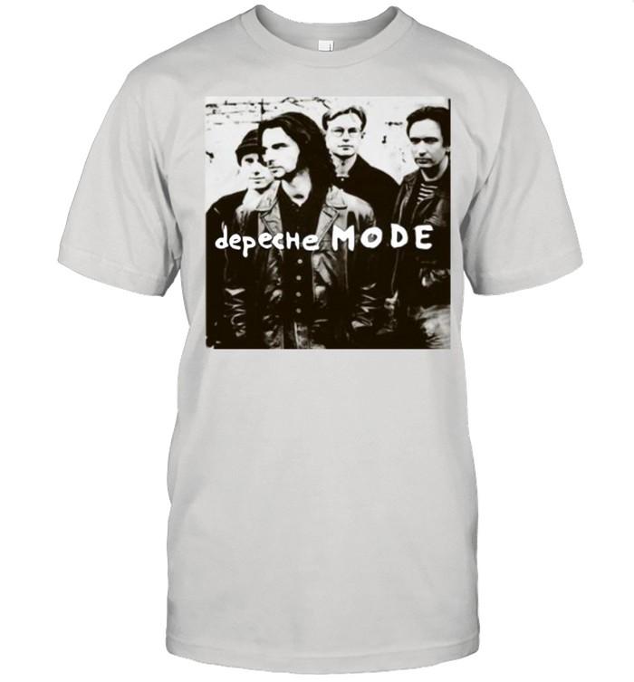 Depeche Mode band music shirt