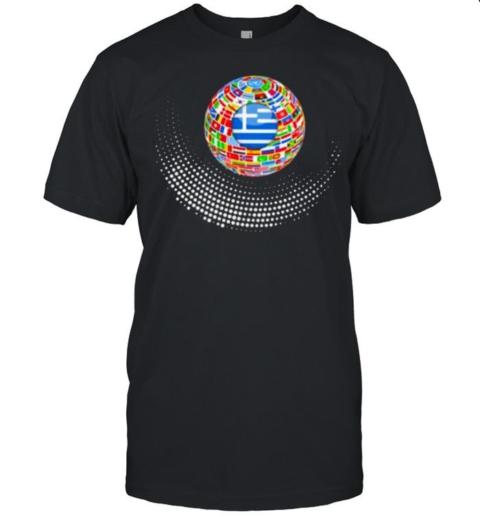 Greece center shirt