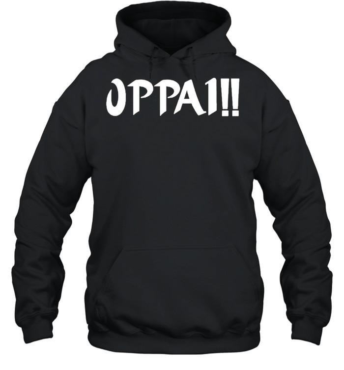 Oppa 1 shirt Unisex Hoodie