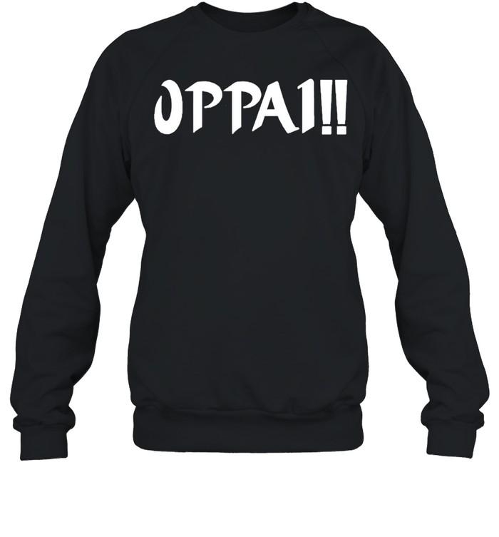 Oppa 1 shirt Unisex Sweatshirt