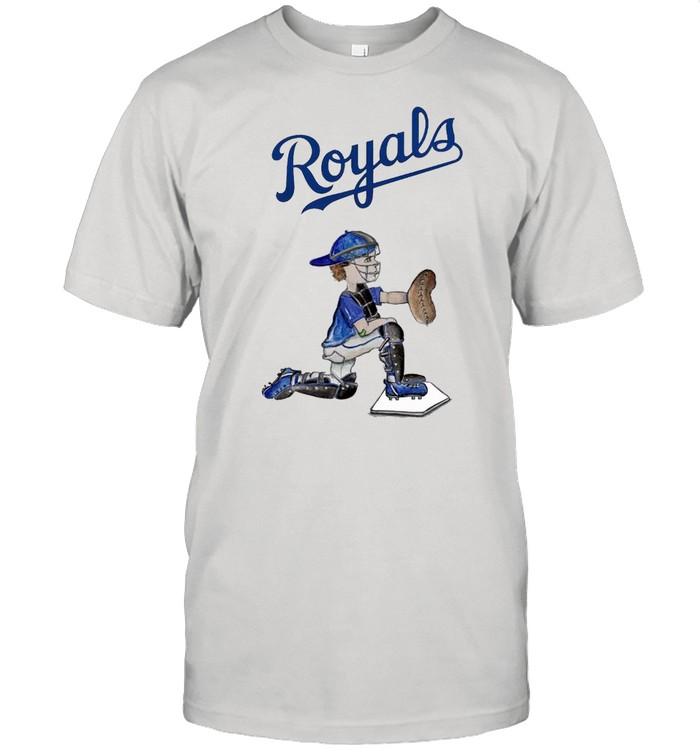 Kansas City Royals Caleb the Catcher shirt Classic Men's T-shirt