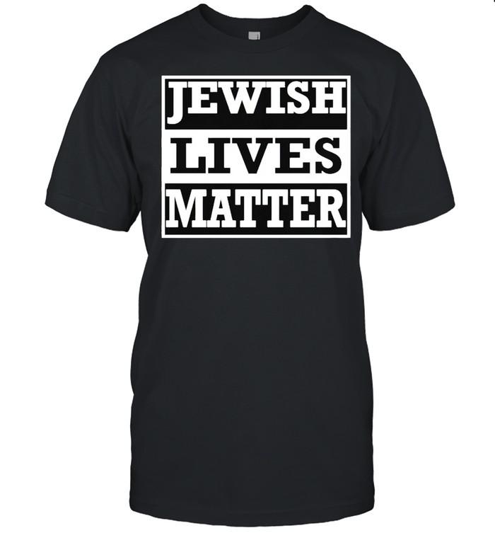 Jewish lives matter shirt