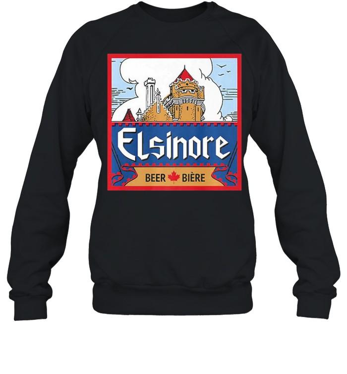 Elsinore craft beer brewing graphic shirt Unisex Sweatshirt