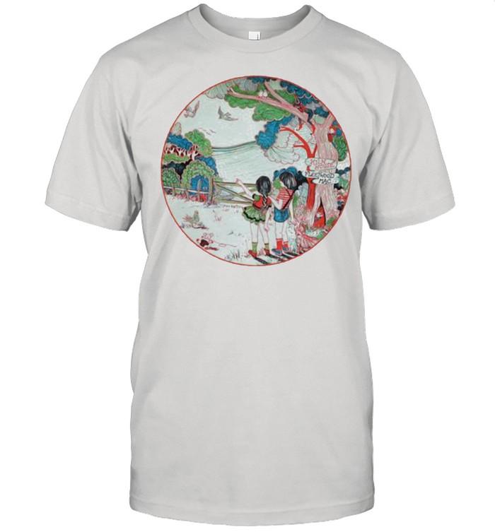 Fleetwood mac kiln house shirt