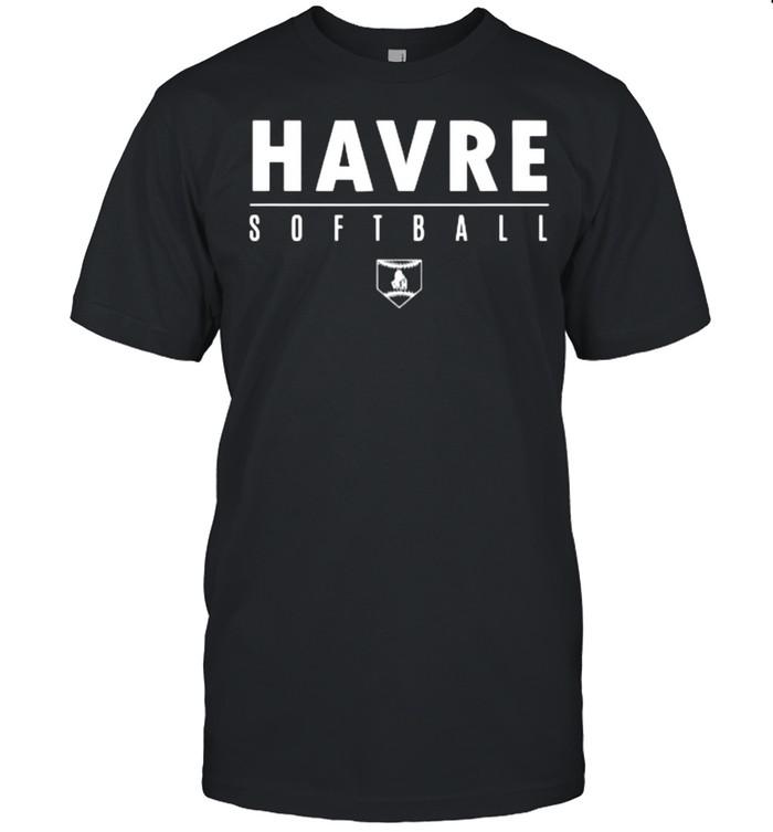 HHS Blue Pony Softball Shirt