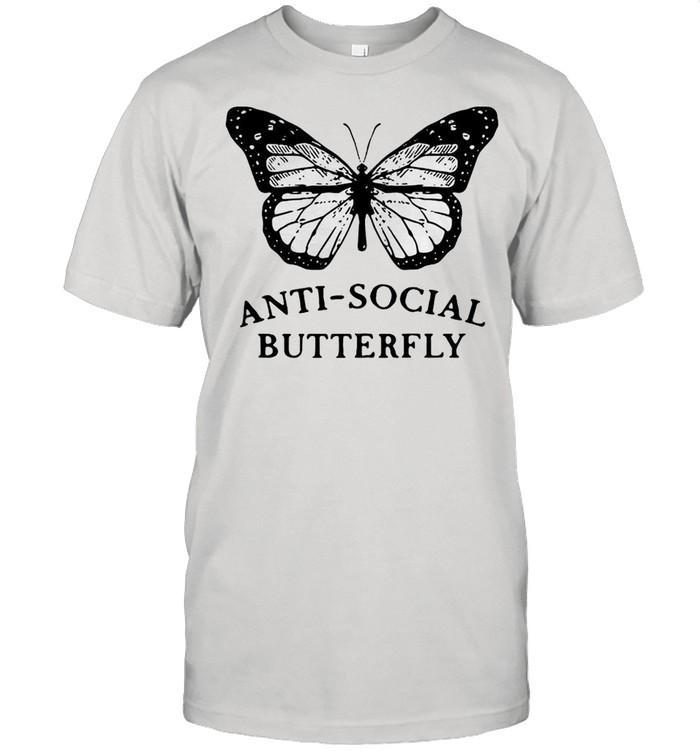 Anti Social Butterfly Shirt