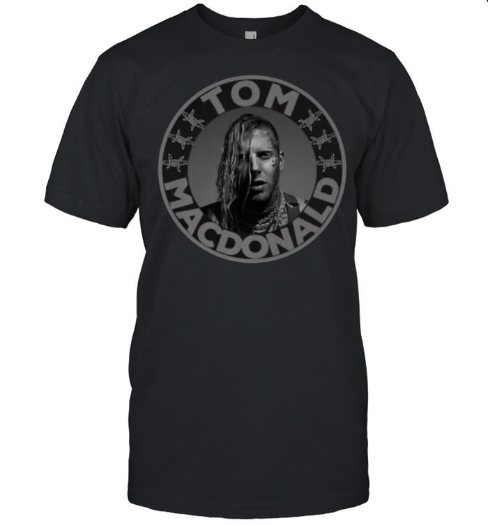 Tom MacDonald's Famous Face T-Shirt