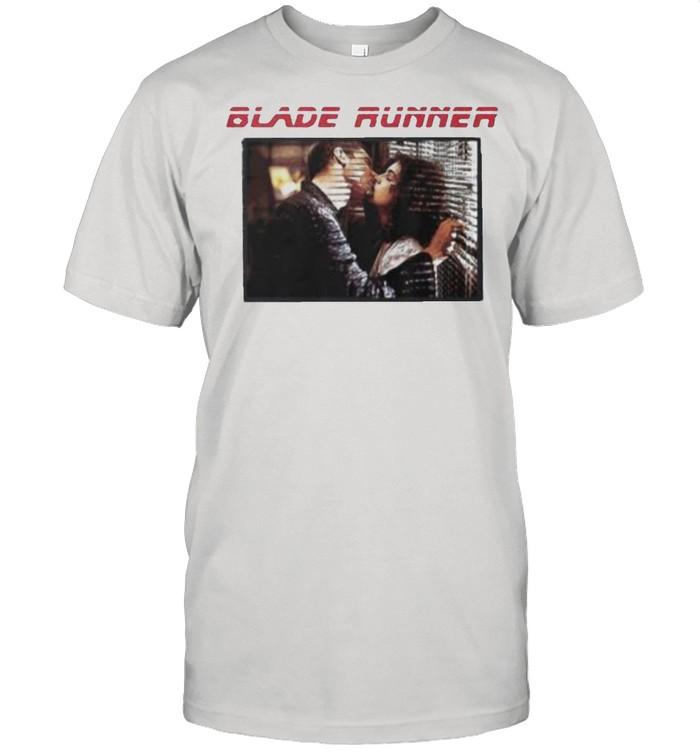 Blade Runner Kiss Shirt