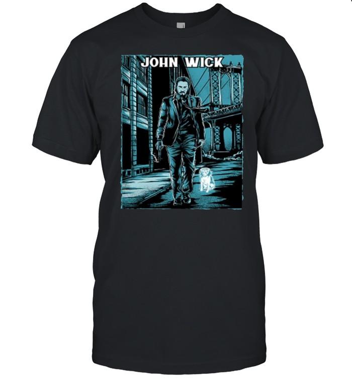 John wick classic shirt