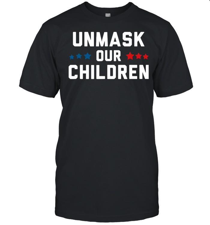 Unmask Our Children Shirt